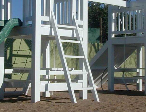 Regular Vinyl Ladder Ruffhouse Vinyl Play Systems